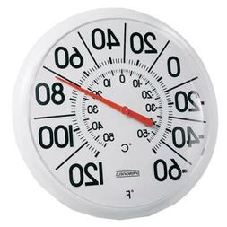 "Springfield Precision #90050-000-000 8"" Dial Thermometer"