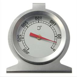 Stainless Steel Food Meat Dial Oven Thermometer Digital Temp