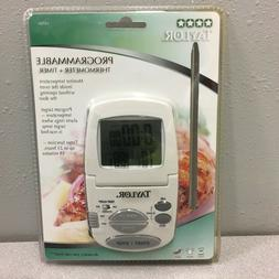 Taylor - Digital Cooking Thermometer/Timer