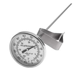 "Tel-Tru 12"" Stainless Steel Cheesemaking Thermometer 0/220 d"