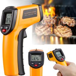 Temp Meter Temperature Gun Non-contact Digital Infrared Lase