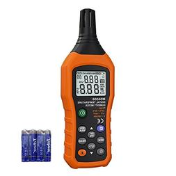 VLIKE Digital Temperature and Humidity Meter Portable Hygrom