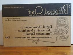 The Pampered Chef Digital Thermometer New