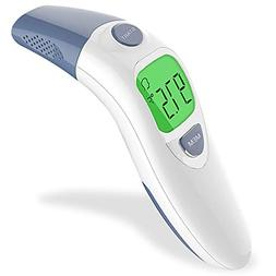Hobest Baby Thermometer, Clinical Tested Infrared Forehead a