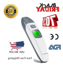 Thermometer digital baby ear infrared electronic medical use
