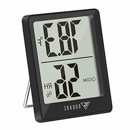 Thermometer Digital Indoor Humidity Meter Thermometer, Home