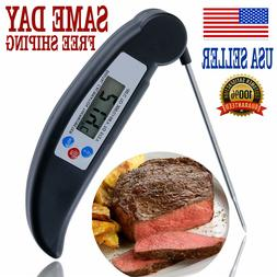 Thermometer Digital Professional Fast Read Food Liquids Cold