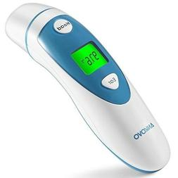 ANKOVO Thermometer For Fever Digital Medical Infrared Forehe