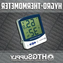THERMOMETER HUMIDITY Meter Hygrometer REMOTE SENSOR Hydropon