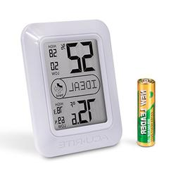 Digital Thermometer Hygrometer,Beyoung  Multi-function Digit