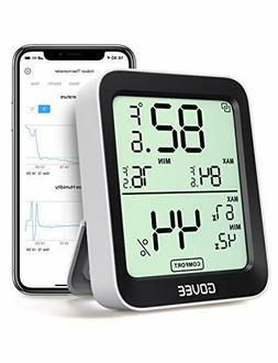 Govee Thermometer Hygrometer, Accurate Indoor Temperature Hu
