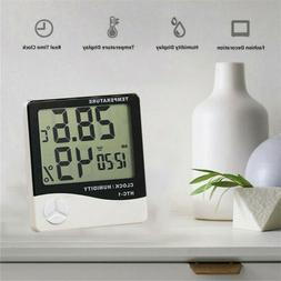 Thermometer Hygrometer Electronic Temperature and Humidity M
