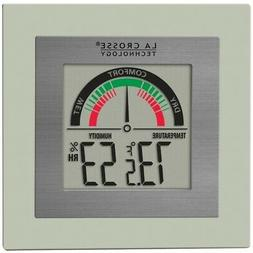 Digital Thermometer Hygrometer Weather Meter Monitor Tempera