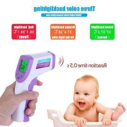 Thermometer Nice Non-Contact LCD IR Forehead  Laser Infrared