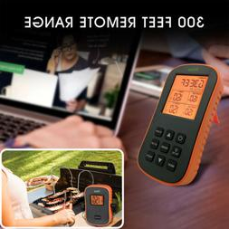 Riida TM08 Grilling Thermometer Wireless Remote Cooking Food