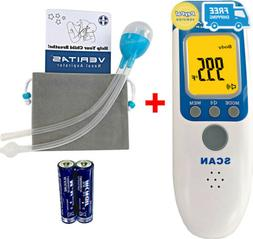 No Touch Forehead Temporal Thermometer for Fever KIT | Termo