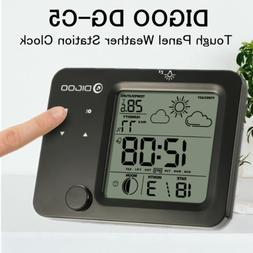 Digoo Touch Sensor Hygrometer Thermometer Forecast Weather S