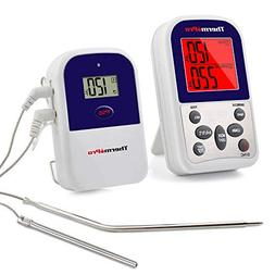 ThermoPro TP12 Wireless Digital Meat Thermometer for Grillin