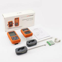 ThermoPro TP20 Digital Wireless Meat Thermometer Dual Probe