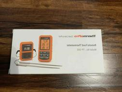 ThermoPro TP20 Dual Probe Wireless Remote Digital Meat Therm