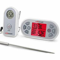 TP21 Digital Wireless Meat Cooking BBQ Thermometer For Grill