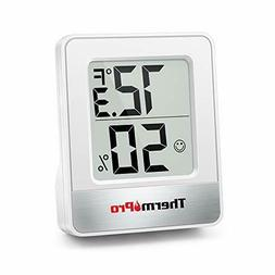 ThermoPro TP49 Digital Hygrometer Indoor Thermometer Humidit