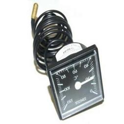 UNIVERSAL HOW WATER THERMOMETER 0 - 120 DEGREES CELCIUS WITH
