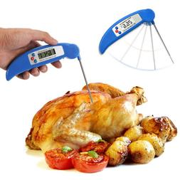 Update Instant Read Digital Meat Thermometer For BBQ Grill S