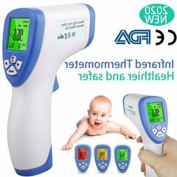 US! IR Infrared Digital Thermometer Non-Contact Forehead Fev