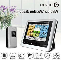 Digoo USB Large Wireless Weather Station Thermometer Indoor&