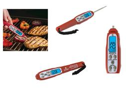 Taylor Waterproof Digital Cooking / Grill Thermometer -- wit