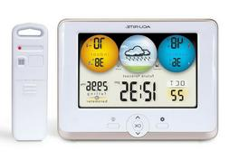 AcuRite 01123M Weather Station with Temperature, Humidity an
