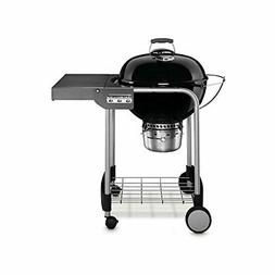 Weber 15301001 Performer Charcoal Grill, 22-Inch, Black Outd