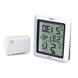 ECOWITT WH0280 Indoor Outdoor Thermometer Digital Hygrometer
