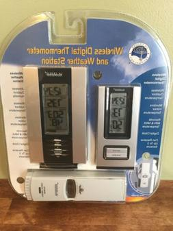 La Crosse Technology Wireless Digital Thermometer & Weather