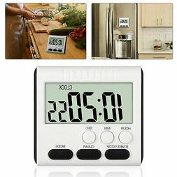 Wireless Digital Thermometer W/Magnet Hook for Refrigerator