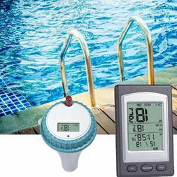 Wireless Floating Thermometer Swimming Pool Pond Spa Water T