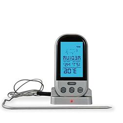 TADAY Wireless Meat Thermometer, Raniaco Remote BBQ Thermome