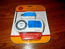 TAYLOR 1479-9 Wireless Thermometer with Remote Thermometer P