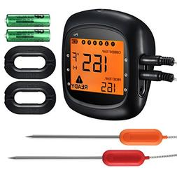 Habor Wireless Remote Meat Digital Cooking Thermometer with