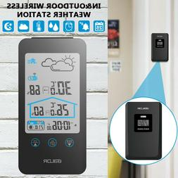 Baldr B0201 Wireless Thermometer Hygrometer Weather Forecast
