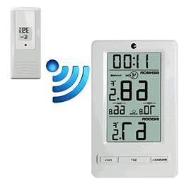 Ambient Weather 8-Channel Wireless Thermometer with Min/Max
