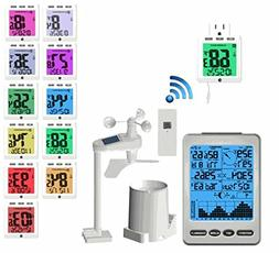 Ambient Weather WS-12-01T Wireless Weather Station Featuring