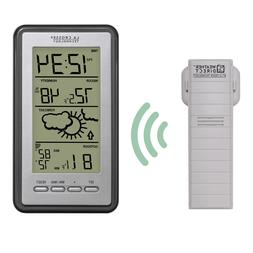 La Crosse Technology WS-9230U-IT-INT Digital Forecast Thermo